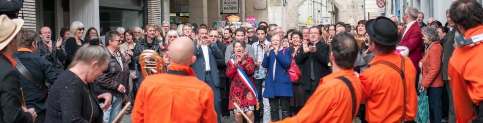 Election du Maire de Saint-Jean d'Angély