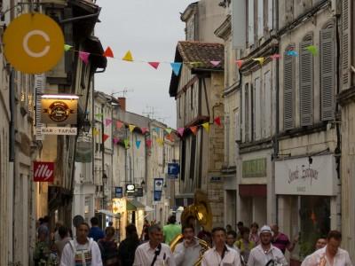 Marché nocturne Saint-Jean d'Angély