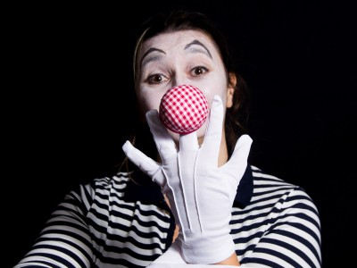Shooting : Mime de rien